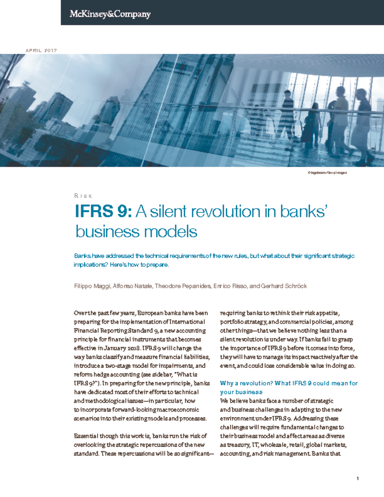 thumbnail of IFRS-9-The-silent-revolution-in-banks-business-models