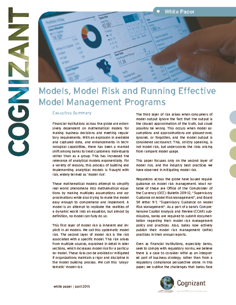 thumbnail of model-risk-and-running-effective